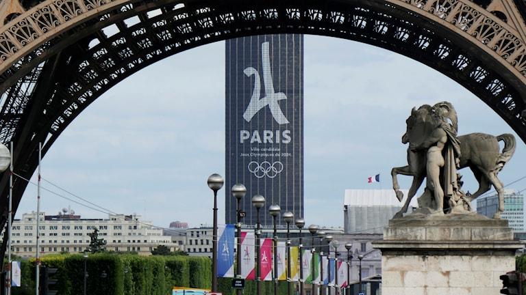 Paris får OS 2024.