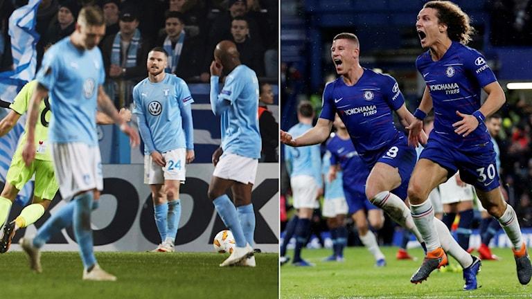 Malmö FF fick en riktigt tuff lottning, de ställs mot Chelsea.