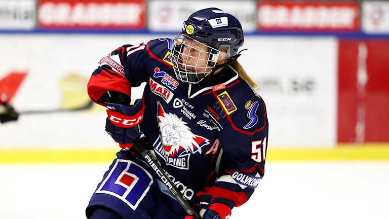 Linköpings Pernilla Winberg