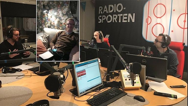 SHL-höst-summering i Sportextra.