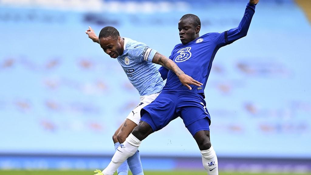 Chelsea och Manchester City möts i CL-finalen