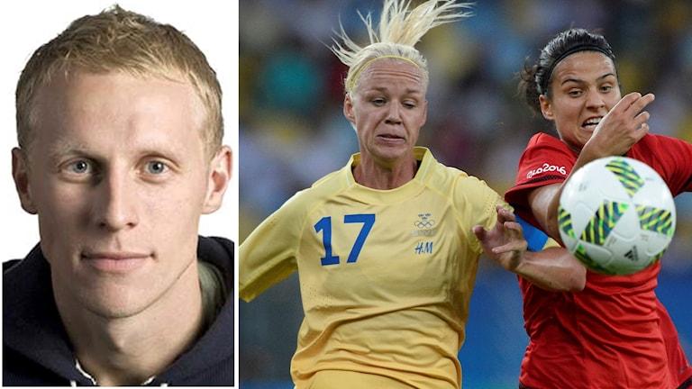 Henriksson om EM-slutspelet.