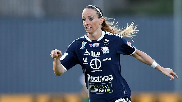 Hattrick av Kosovare Asllani för Linköping i svenska cupen 0c6bf061cb6cb