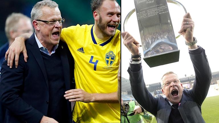 Janne Andersson har både tagit sig till VM och vunnit SM-guld de senaste åren.