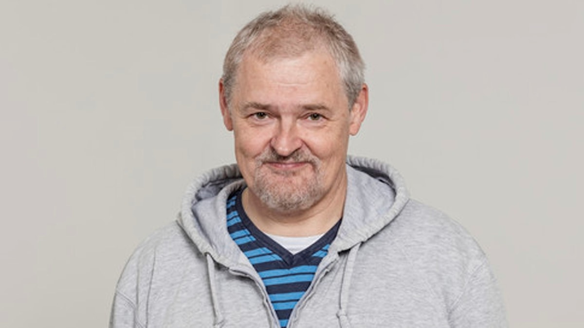Paul Zyra. Foto: Mattias Ahlm/Sveriges Radio