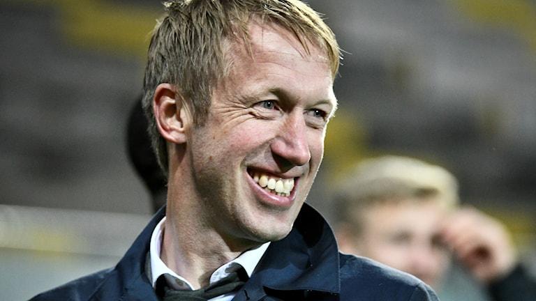 Graham Potter har förlängt sitt kontrakt.