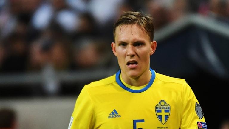 Ludwig Augustinsson nobbar U21