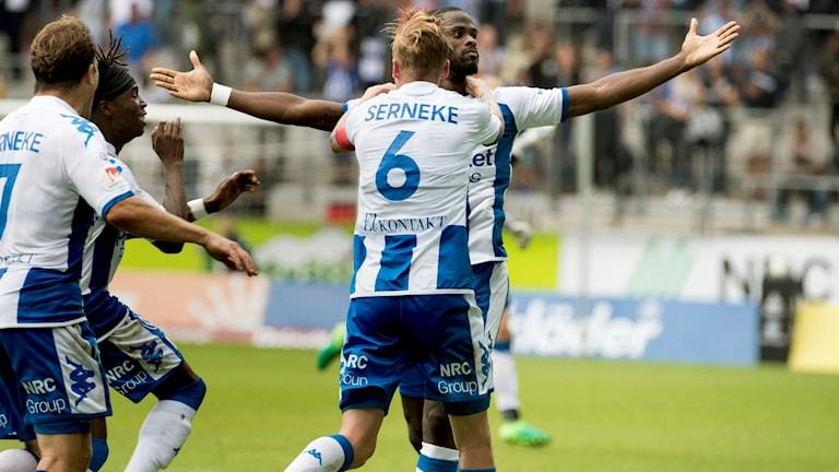 IFK Göteborg möter Elfsborg i kväll.