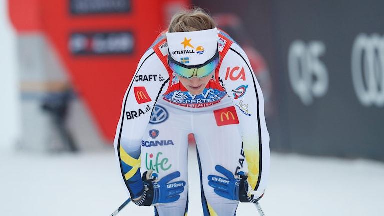 Stina Nilsson i Lillehammer