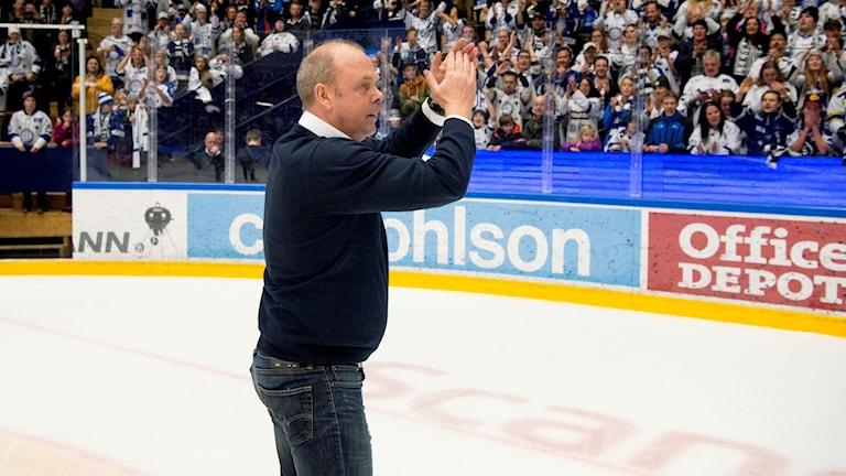 Perra Johnsson kom till Leksand under fjolårssäsongen.