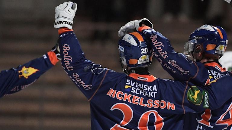 Christian Mickelsson.