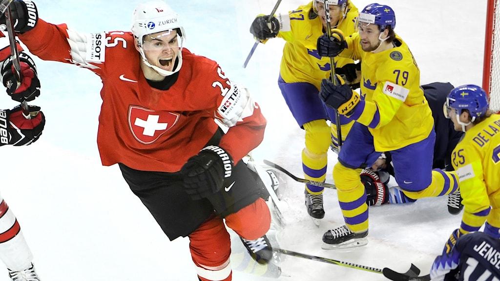Sverige-Schweiz final