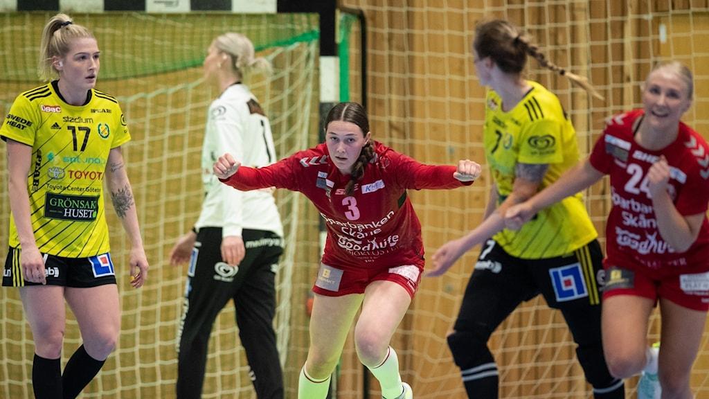 H65 vann mot Sävehof