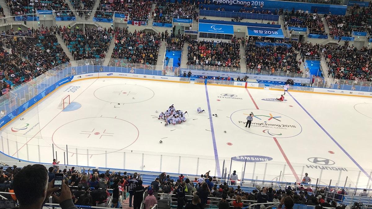 USA vinner finalen mot Kanada.