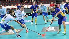 Sverige får klara sig utan Alexander Galante Carlström i VM-kvalet.