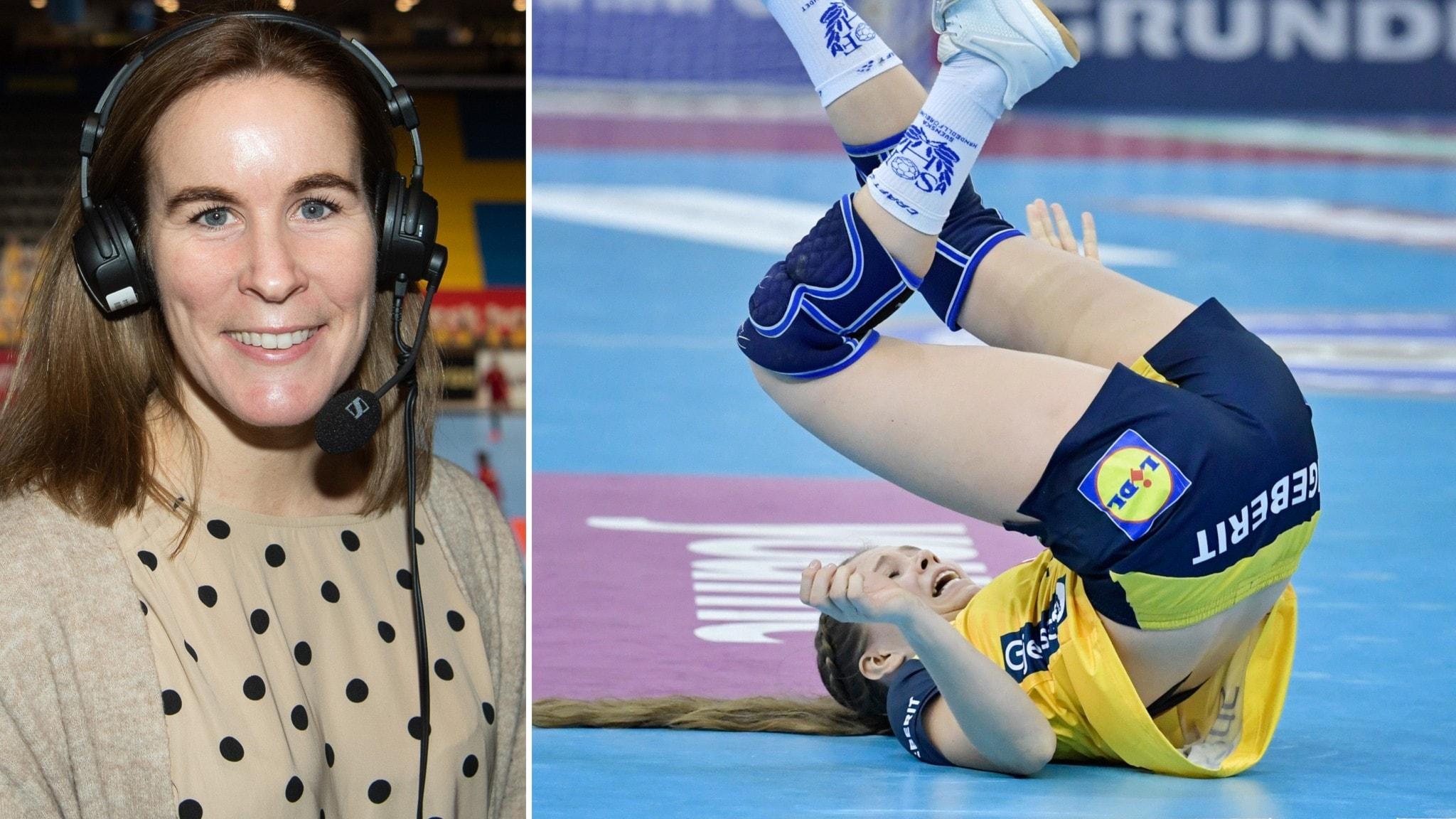 Sverige nära handbolls-VM – då sågar experten kantspelet