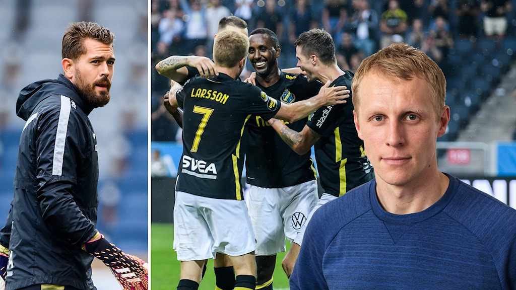 Richard Henriksson och AIK.