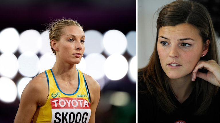 Sofie Skoog och Jenny Kallur.