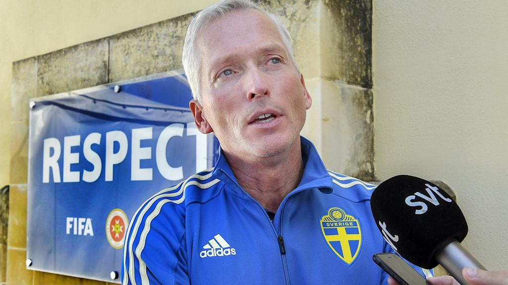 Håkan Sjöstrand - generalsekreterare SvFF.