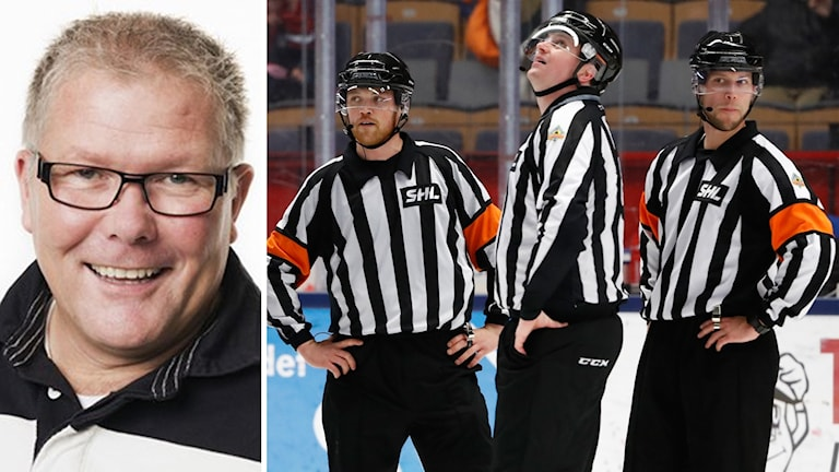 Mats Fagerström kritiserar långsam videogranskning. Foto: SR och TT