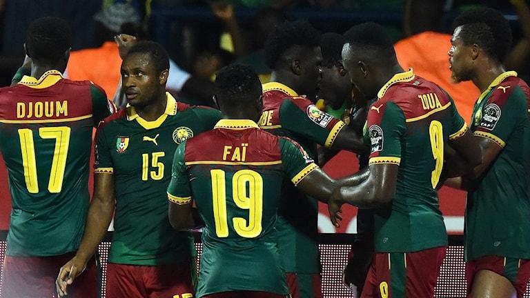 Kamerun klart för final.