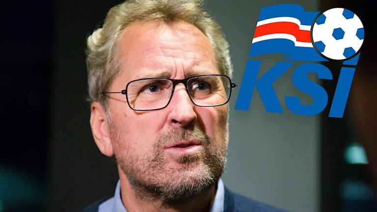 Erik Hamrén blir ny förbundskapten för Island.