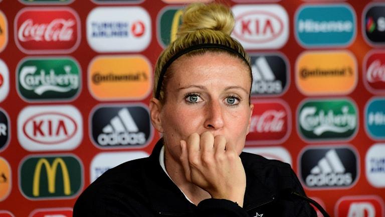 Anja Mittag slutar i det tyska landslaget.