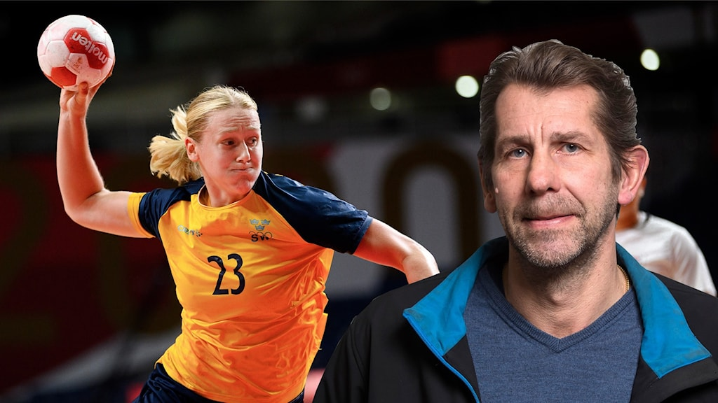 Emma Lindqvist och Magnus Wislander.