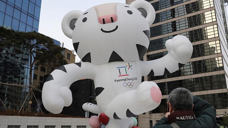 OS-maskot Pyeongchang 2018