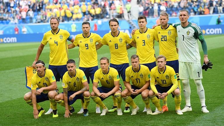 Sverige bötfälls efter strumpmiss.