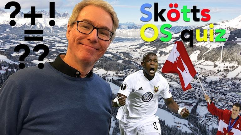 Bengt Skötts OS-quiz.