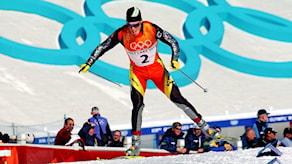 Johan Mühlegg under OS i Salt Lake City 2002.