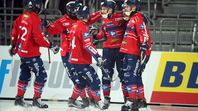 Edsbyn vann stort hemma mot Västerås.