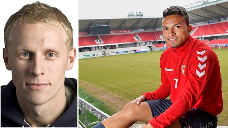 Henriksson tycker att Ismael är viktigare för Kalmar än Rasmus Elm.