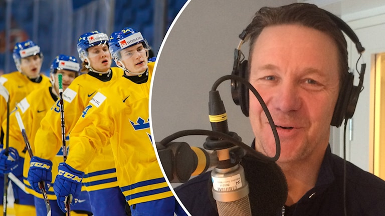 Radiosportens expert Challe Berglund tror på svensk seger.