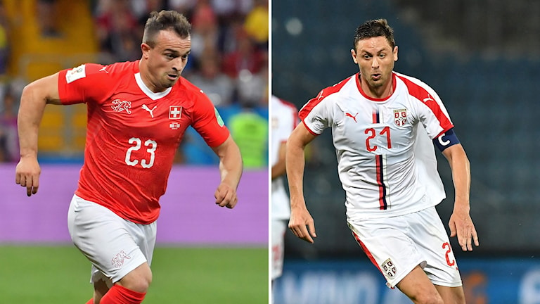 Serbien-Schweiz