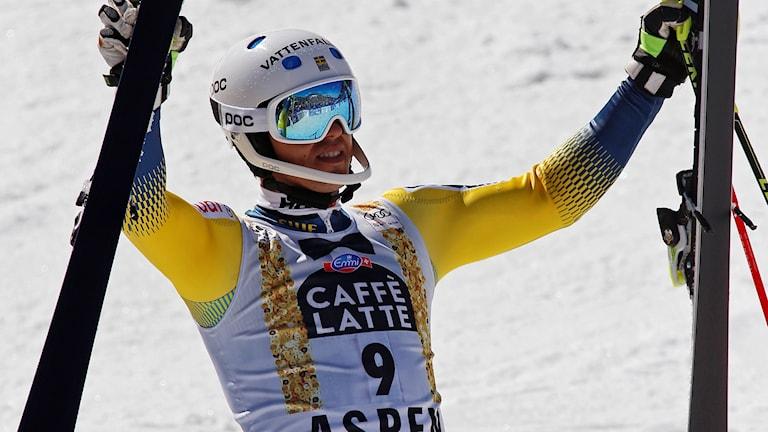 André Myhrer vinner i Aspen.
