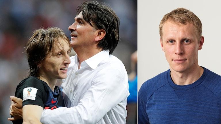Richard Henriksson går igenom Kroatien inför finalen.