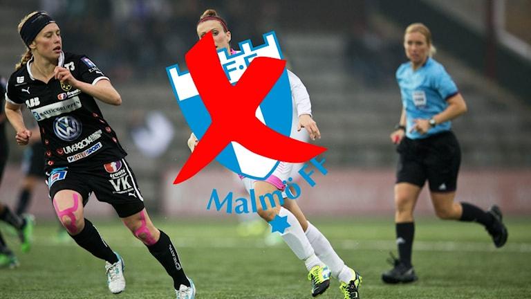 Malmö FF har inget damlag.