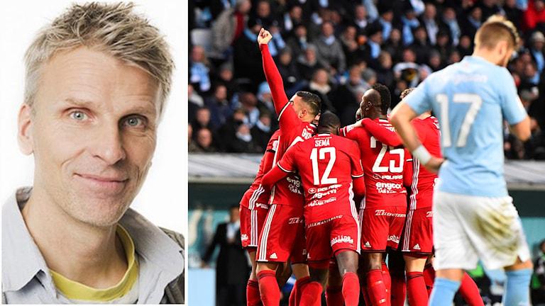 Christian Olsson hyllar Östersund, kritiserar Malmö FF.