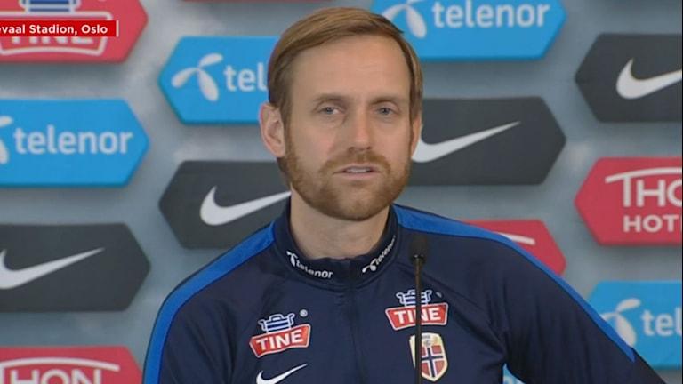 Martin Sjögren tar över det norska damlandslaget.
