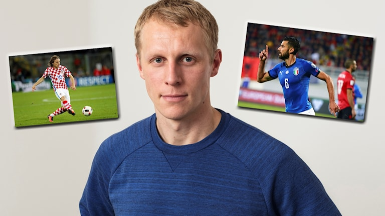 Radiosportens expert Richard Henriksson bedömer lagen Sverige kan ställas mot i playoff.