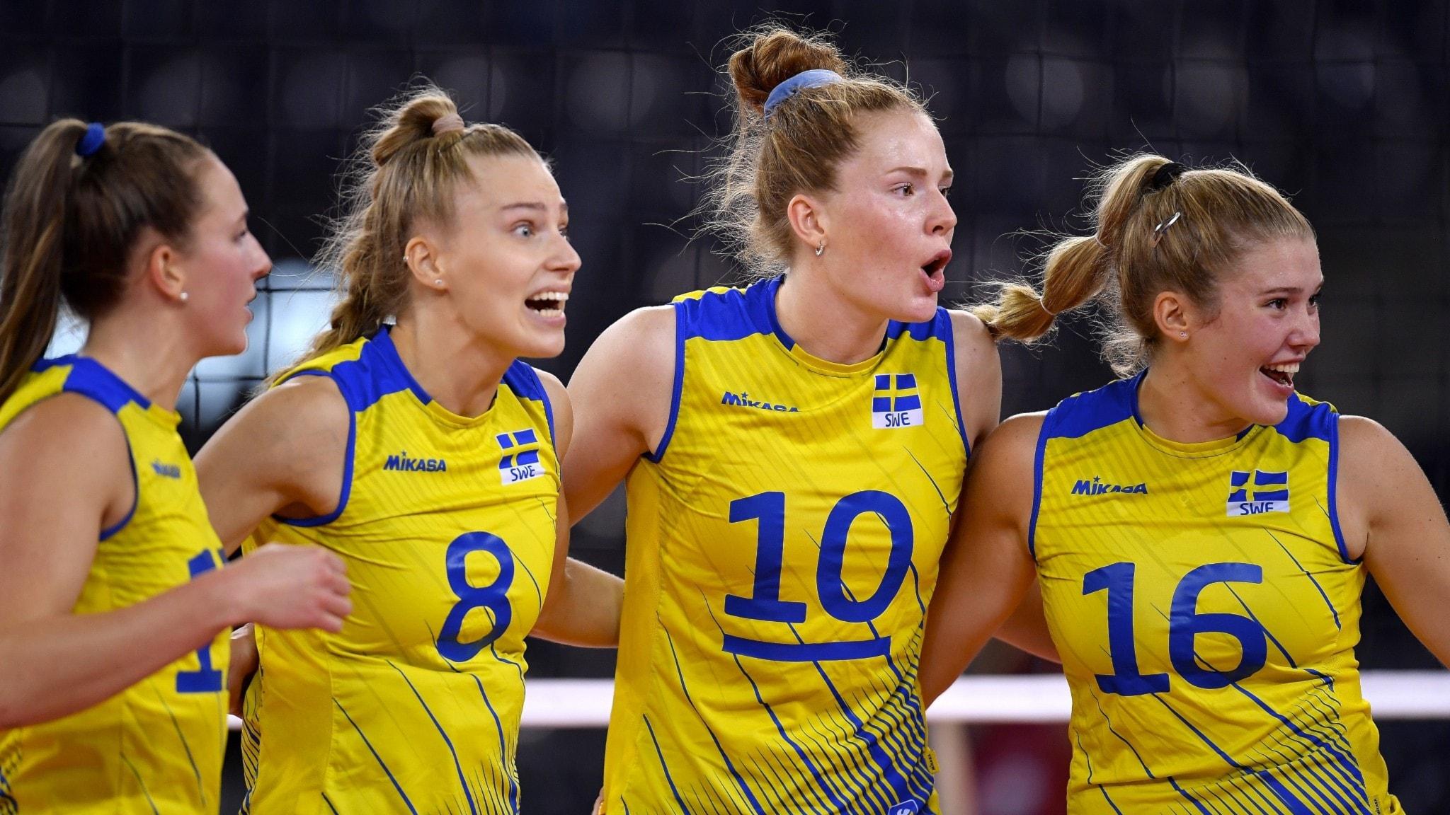 Sverige möter Bulgarien i åttondelsfinal