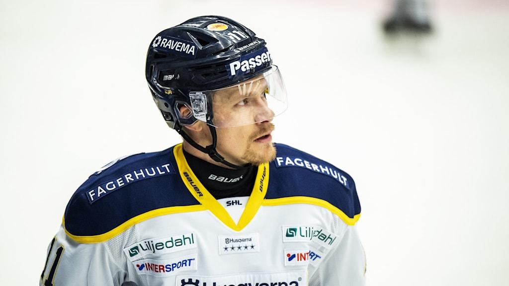 Simon Önerud, HV71.