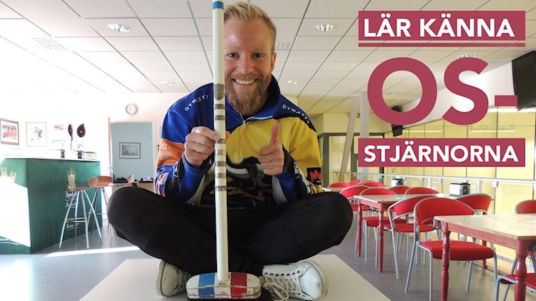 Lär känna OS-stjärnan Niklas Edin