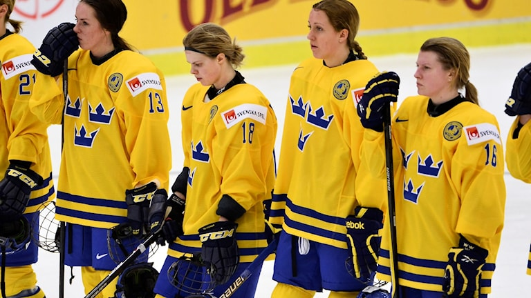 Sverige slutade sexa i VM efter ny förlust.