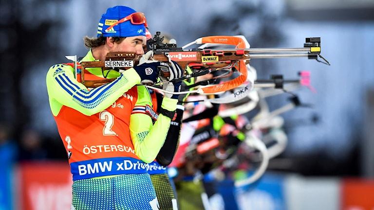 Skidskytte. Anders Wiklund/TT