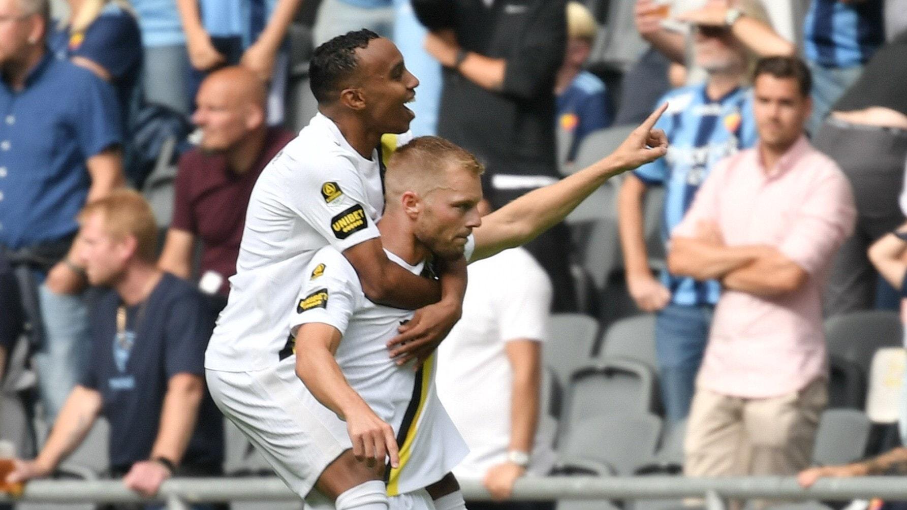 Derbyseger för AIK – Djurgården tappade serieledningen