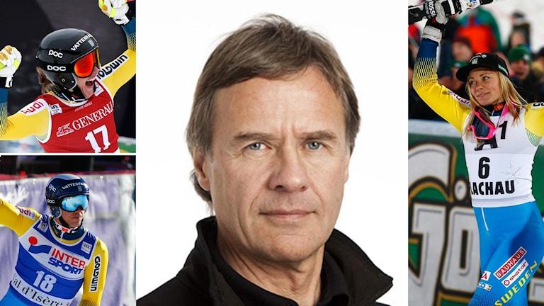 Torgny Svenssons tre medaljhopp inför VM.