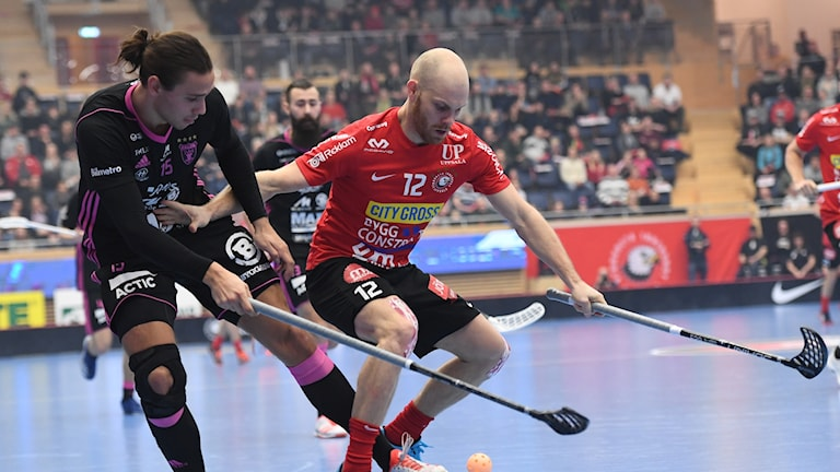 Falun–Storvreta i Superligan.